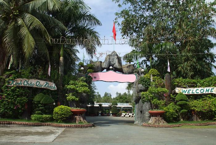 Khu du lịch sinh thái Tầm Vu Hậu Giang