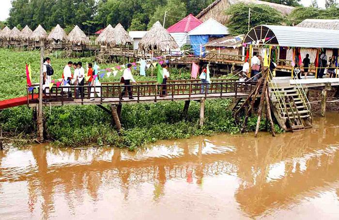 Khu du lịch Vinh Sang Vĩnh Long