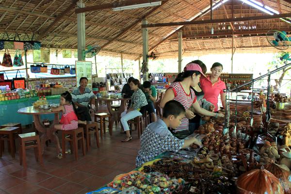 Những làng nghề Tiền Giang