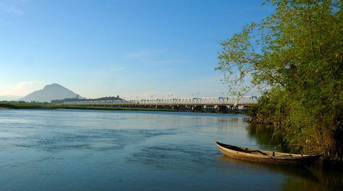 Núi Nhạn - Sông Đà