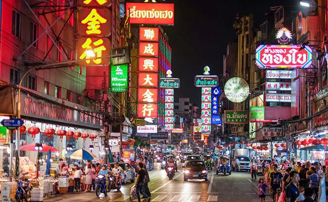 Phố Tàu Bangkok (Chinatown Bangkok)