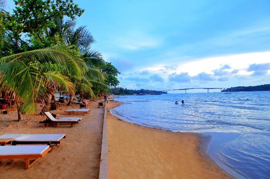 Sihanoukville - Koh Rong Samloem