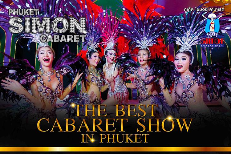 Simon Cabaret Show Patong