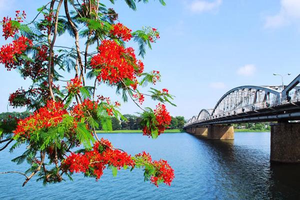 Sông Hương - Huế
