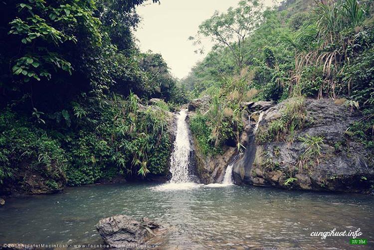 Suối Trạch Thung Nai