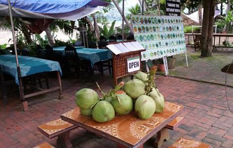 Tamarind Tree Restaurant Mekong