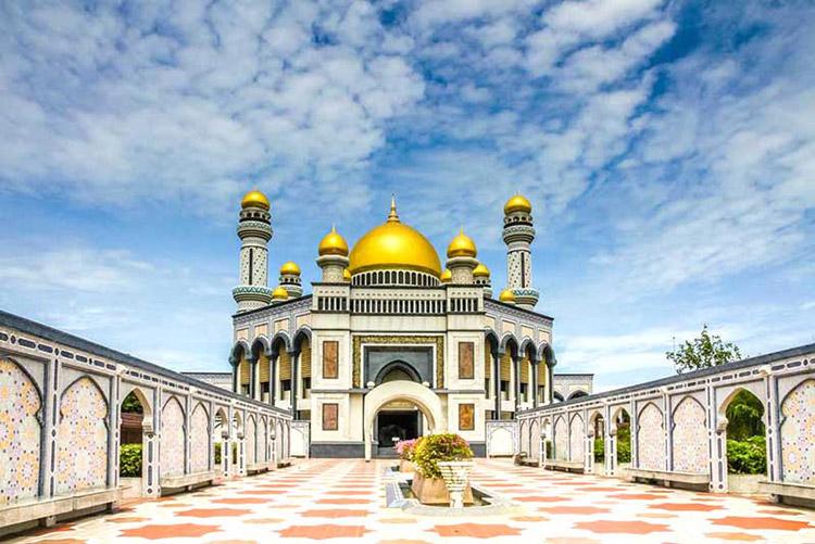 Thánh đường Jame Asr Hassanal Bolkiah