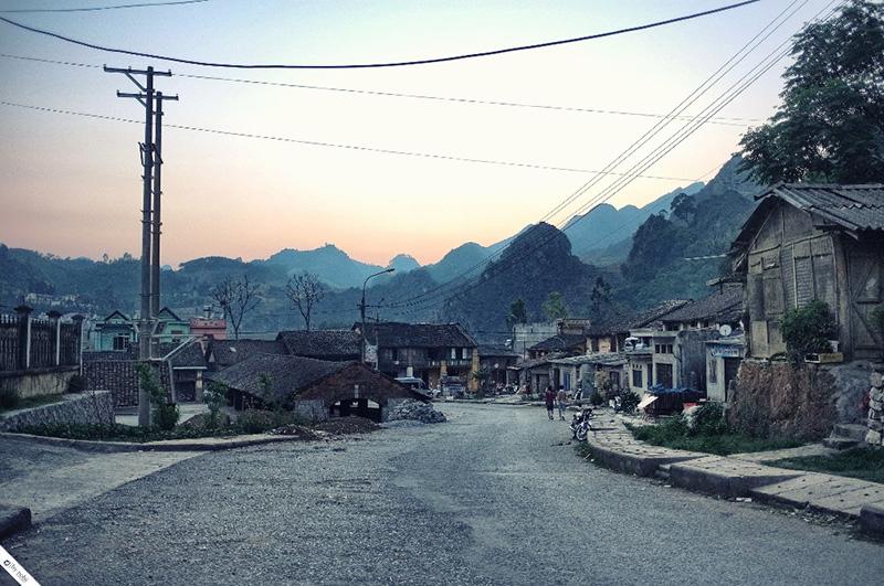 Thị trấn Phó Bảng