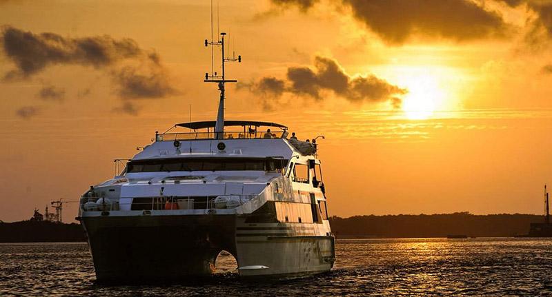 Tour Sunset Dinner Cruise (Ngắm hoàng hôn Langkawi)