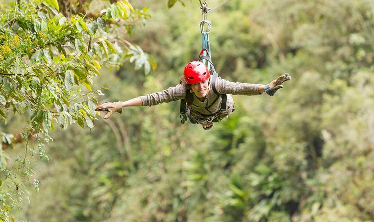 Tree Top Adventure Park Krabi
