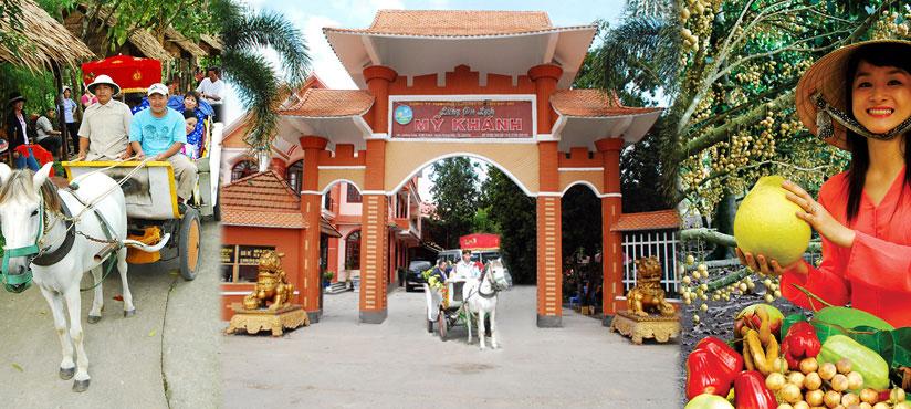Vườn du lịch Mỹ Khánh