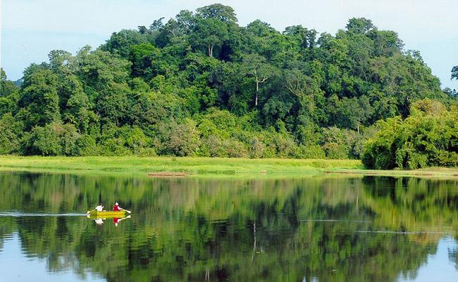 Vườn Quốc gia Nam Cát Tiên