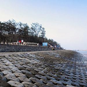 Bãi biển Ba Động Trà Vinh