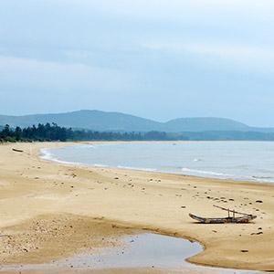 Bãi biển Đầu Đông