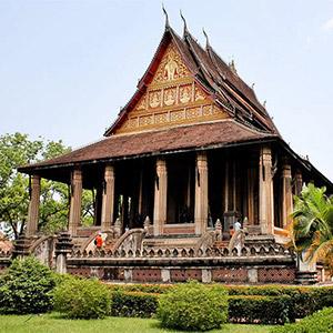 Bảo tàng Hor Pha Keo Viêng Chăn