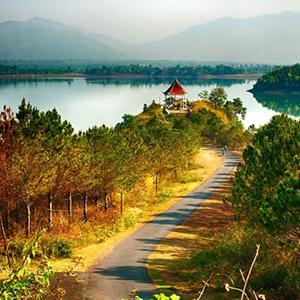 Biển Hồ (hồ T'Nưng) - Đôi mắt Pleiku