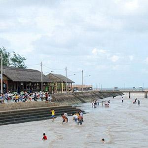 Biển Tân Thành Tiền Giang