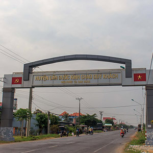 Cần Đước Long An