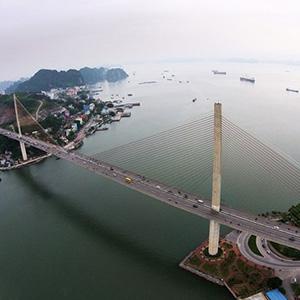 Cầu Bãi Cháy Quảng Ninh