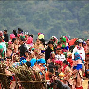 Phiên chợ Lùng Khấu Nhin