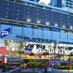 Chợ Pratunam Bangkok