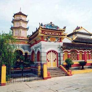 Chùa Tam Bảo Kiên Giang
