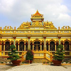 Chùa Vĩnh Tràng Tiền Giang
