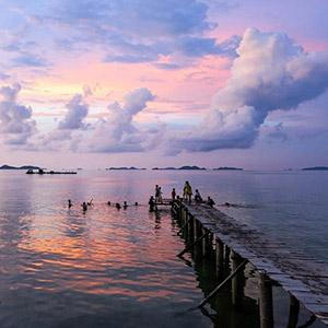 Đầm Đông Hồ Kiên Giang