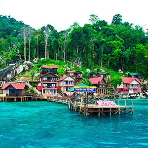 Đảo Pulau Tioman