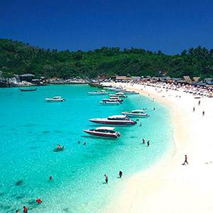 Đảo san hô Koh Larn - Coral Island