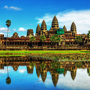 Đền Angkor Wat Siem Reap