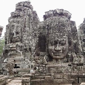 Đền Bayon Siem Reap