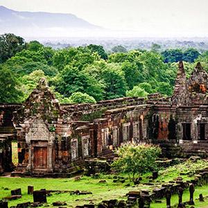 Đền Wat Phou