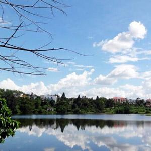 Điểm du lịch Hồ Trúc Đắc Nông