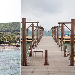 4 Đảo: Hòn Mun, Hòn Một, Bải Tranh, Thủy Cung Trí Nguyễn