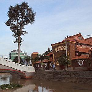Đường cổ Phan Bội Châu Đồng Tháp