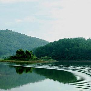 Hồ Khuôn Thần - Vườn cây ăn quả Lục Ngạn