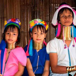 Karen Long Neck Village (Bộ tộc người cổ dài Karen)
