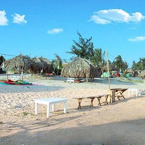 Khu cắm trại Sơn Mỹ Beach