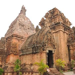 Khu di tích Tháp Bà Ponagar