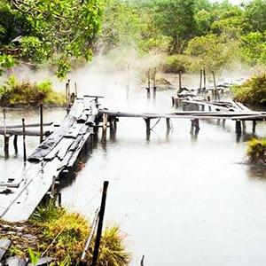 Khu du lịch Bình Châu Suối nước nóng Bình Châu