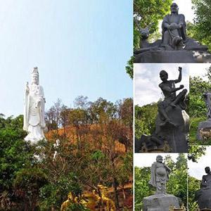 Khu du lịch đồi Tâm Linh (Chùa Tâm Linh) Đắc Lắc