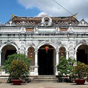 Nhà cổ Huỳnh Thuỷ Lê Đồng Tháp