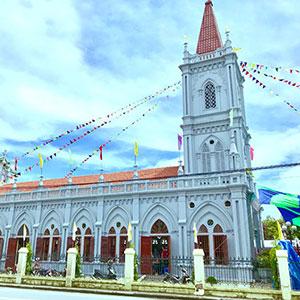 Nhà thờ Cô Tô