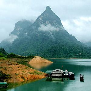 Núi Pắc Tạ Tuyên Quang