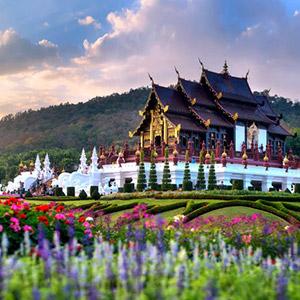 Phu Ping Palace (Cung điện mùa hè)