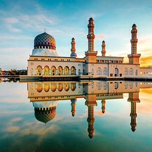 Thánh đường Hồi giáo Masjid Bandaraya