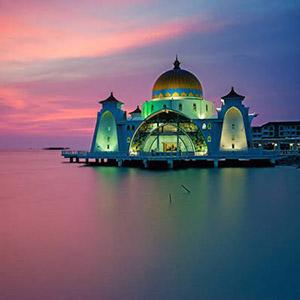 Thánh đường Hồi giáo Straits
