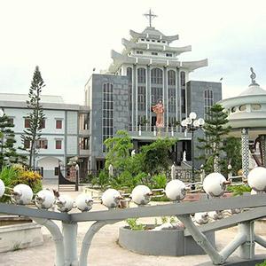 Toà giám mục Bùi Chu