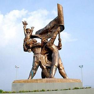Tượng đài chiến thắng Điện Biên